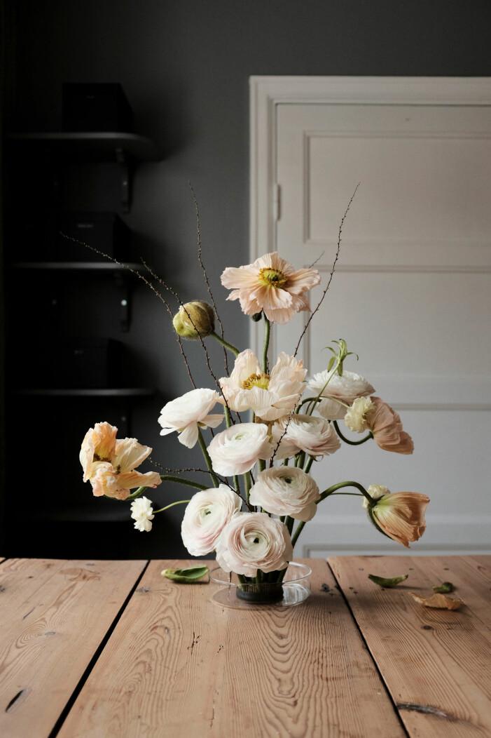 Skapa vackra blomsterarrangemang med en blomsterfakir