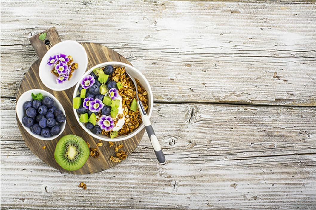 Dekorera en billig maträtt till lyx!