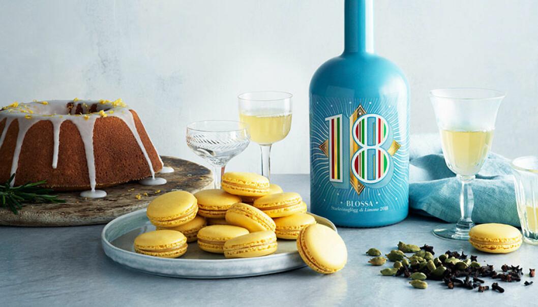 Blossa 18 di Limone – med smak av Limoncello!