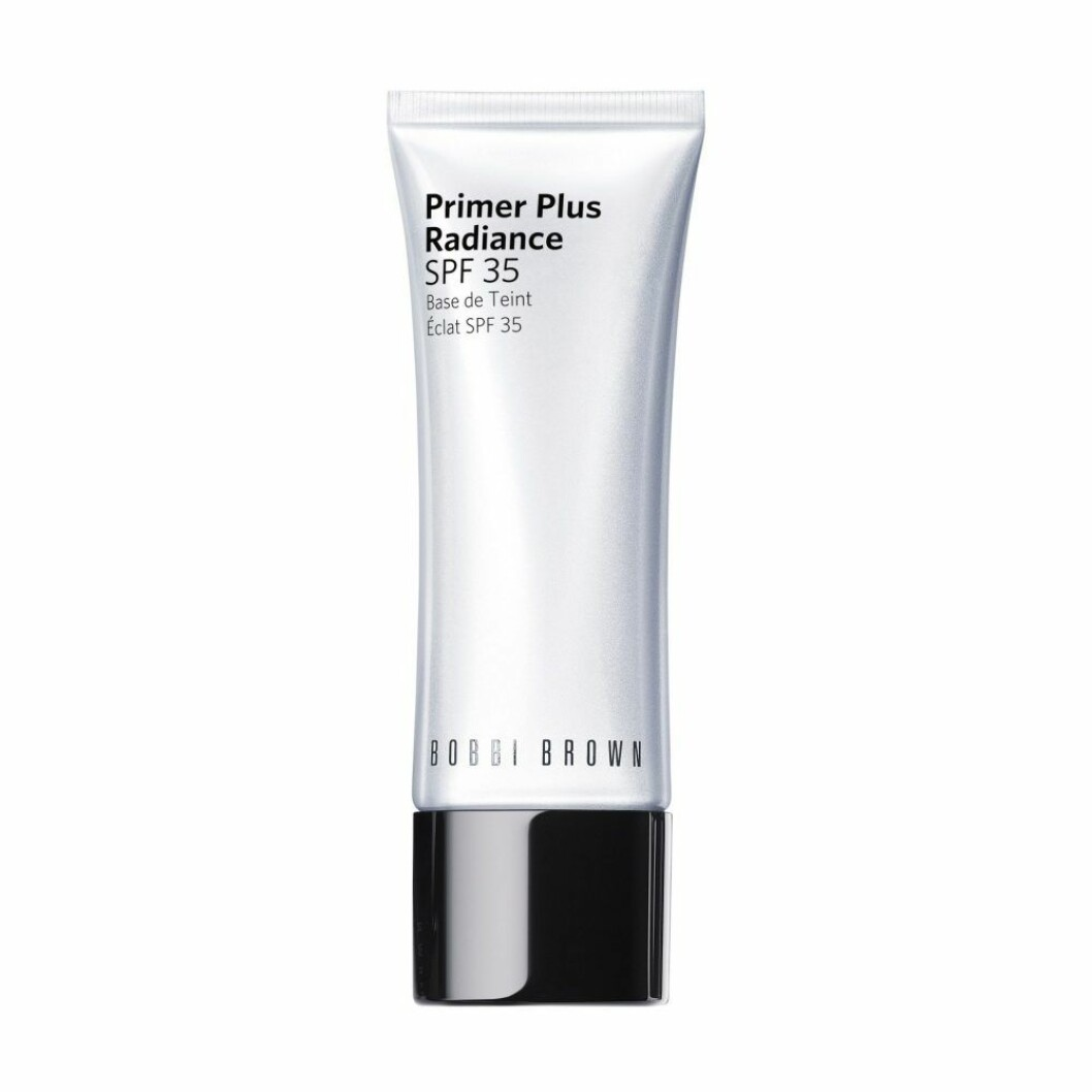 Bobbi Brown Primer plus radiance, årets bästa basmakeup