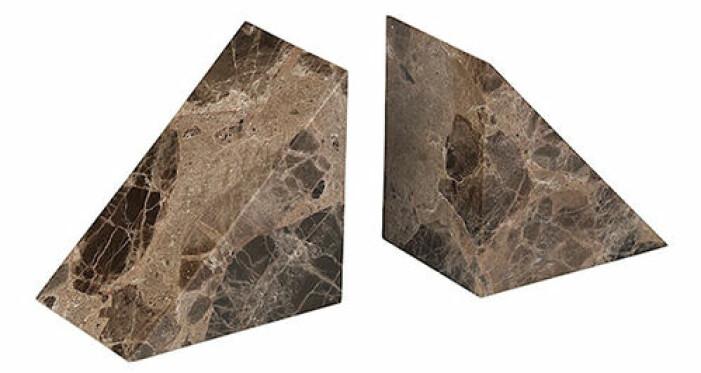 bokstöd marmor