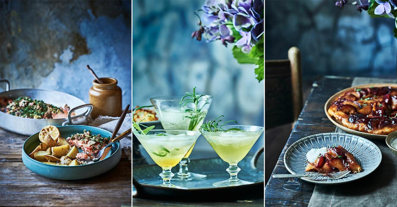Enkel meny med franska smaker – 3 recept