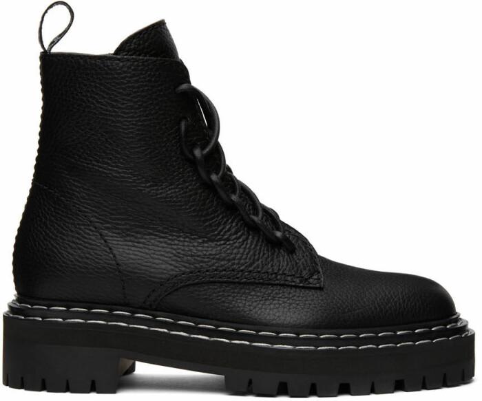 boots från Proenza schouler.