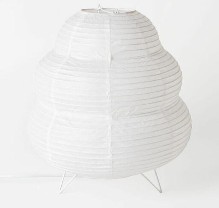 bordslampa rispapper