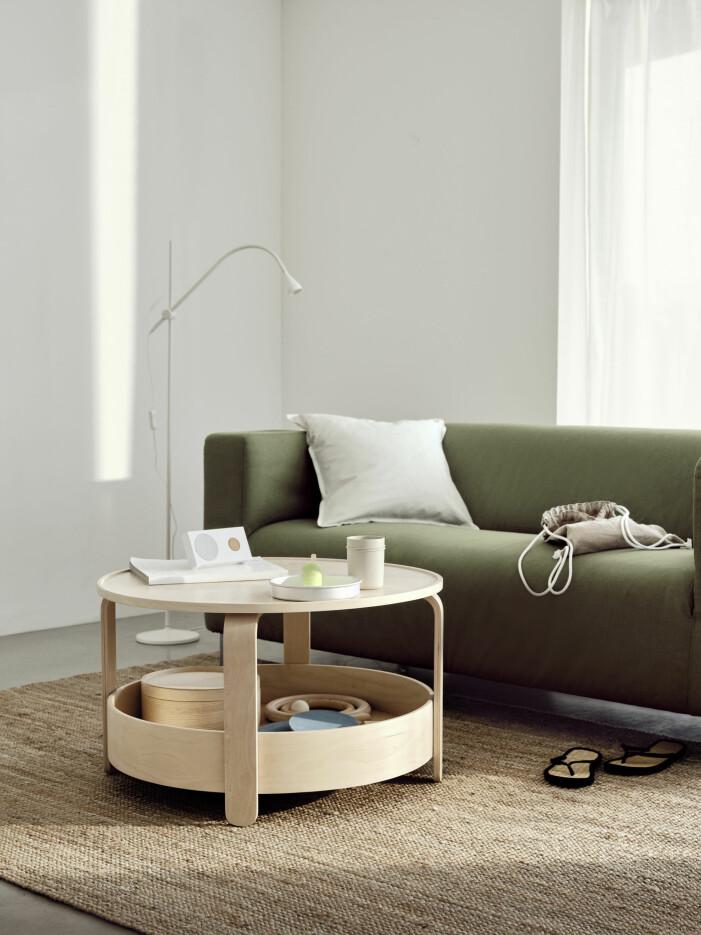 Bordet Borgeby, vår- och sommarnyheter hos Ikea 2021