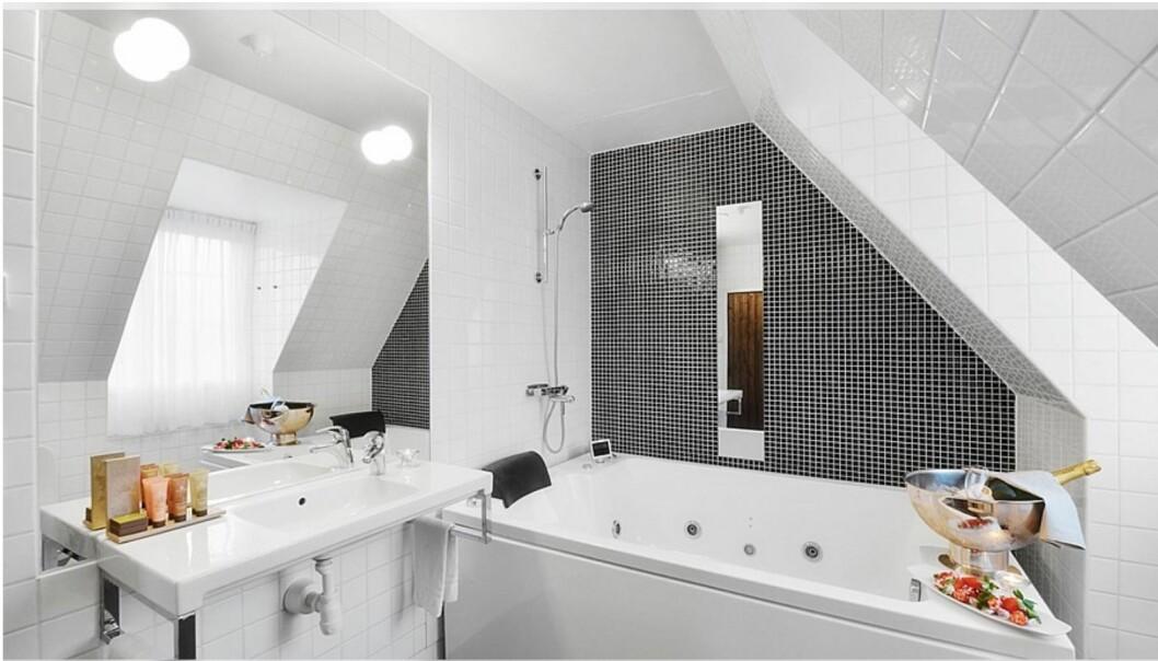 Seaview Suite på Strand hotell Borgholm