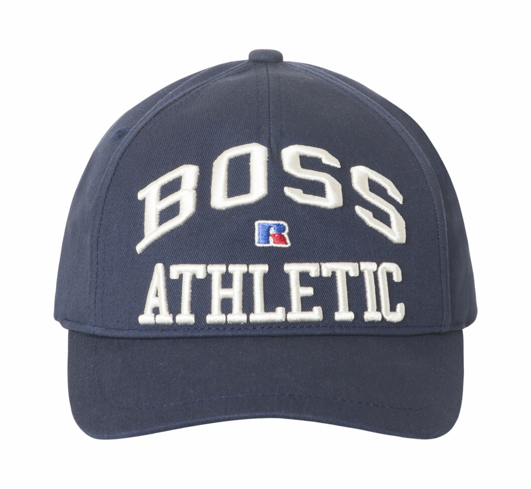 BOSS x Russell Athletic keps
