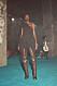 Bottega Veneta visar dröm-boots i brunt i deras Salon 02.