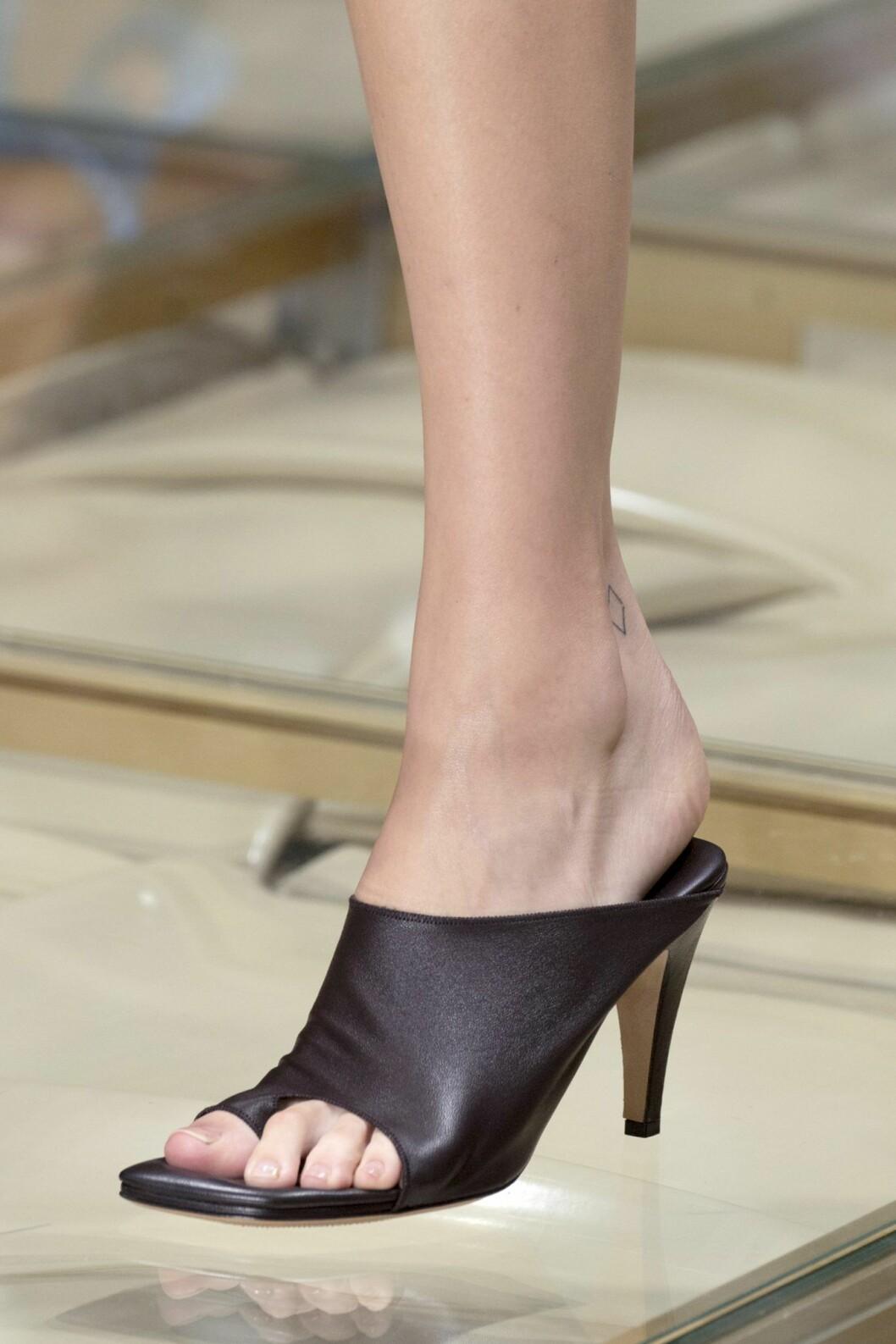 90-tals sandal Bottega Veneta