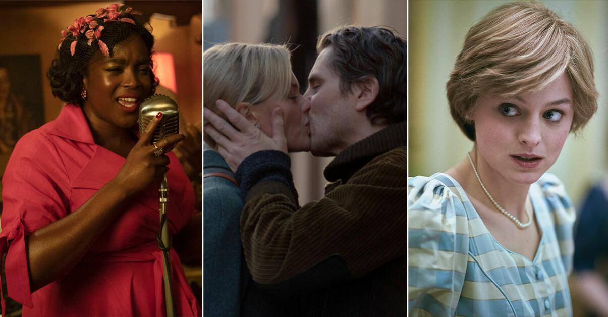 Bra tv-serier från 2020