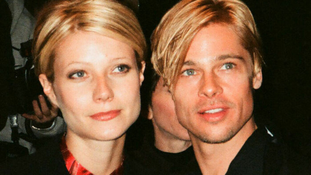 Gwyneth Palthrow och Brad Pitt