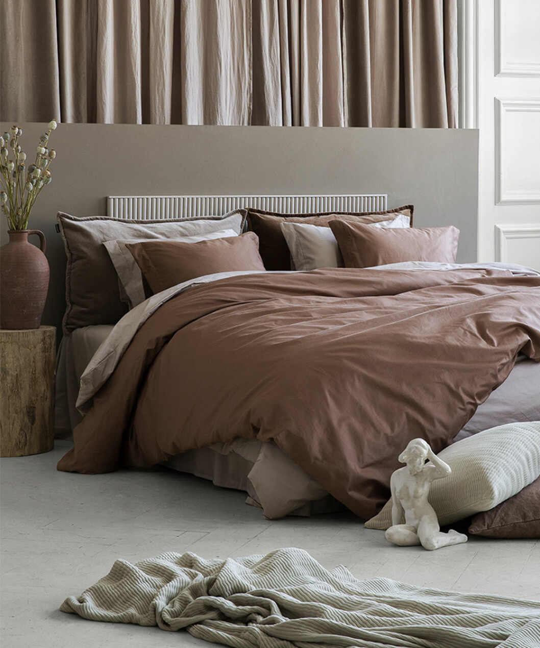 Granits premium collection med muted tones