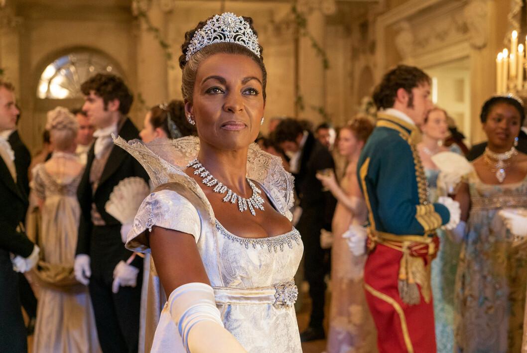 Lady Danbury avslöjar detaljer om säsong 2 av Bridgerton