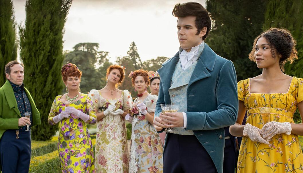 Familjen Bridgerton får en massa nya skådisar till säsong två.