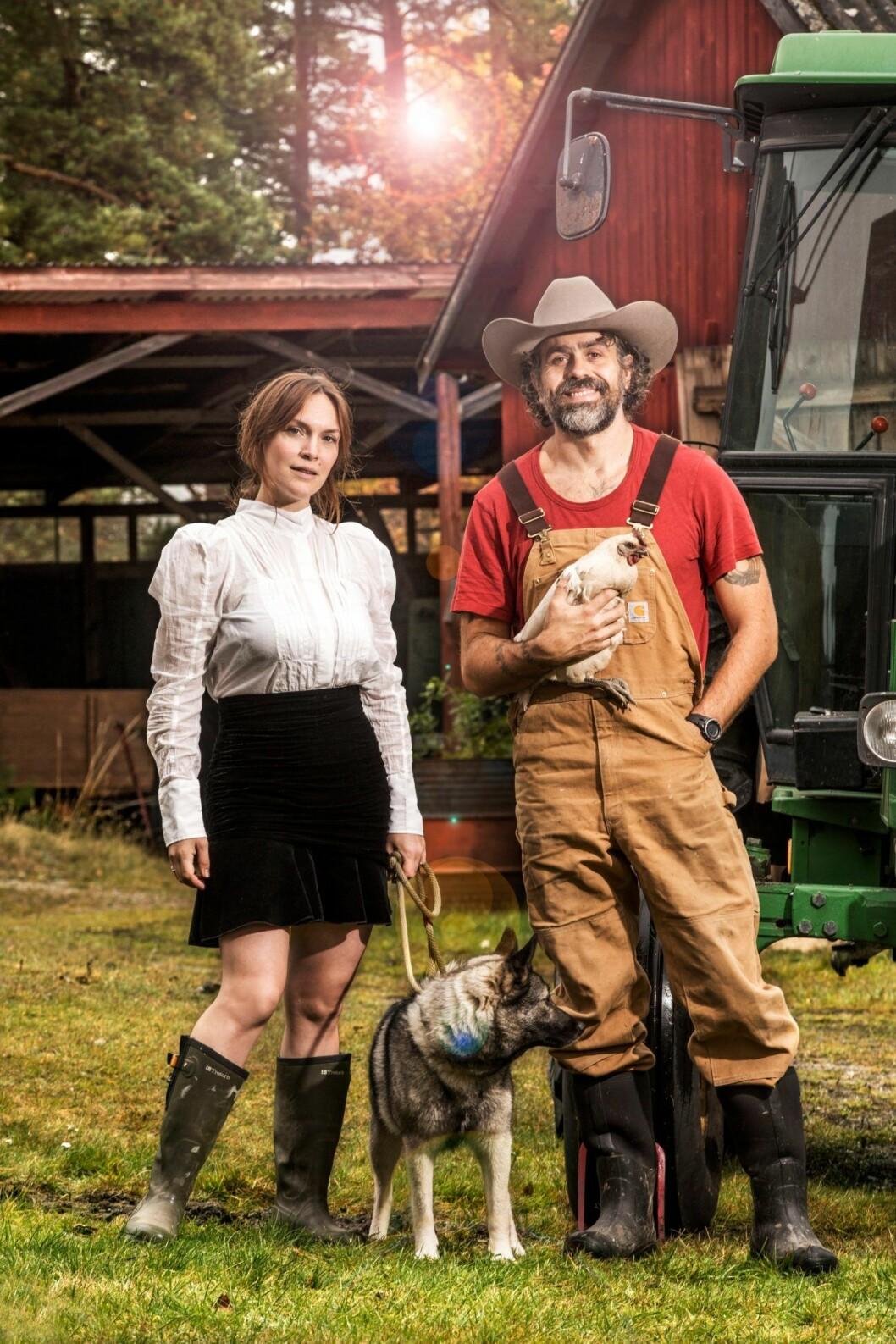 Hjälp, vi har köpt en bondgård med Brita Zackari och Kalle Zackari Wahlström