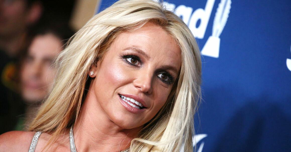 Britney Spears på röda mattan