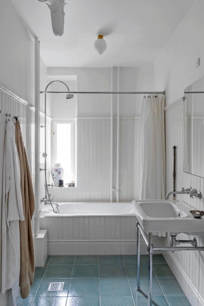 Hemma hos Britt Sisseck i Köpenhamn badrum
