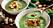Gör en boccolisoppa med krutonger av matresterna.