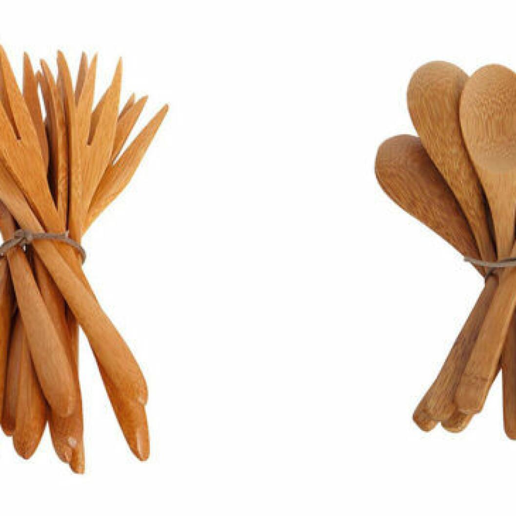 Brödkorg i denim