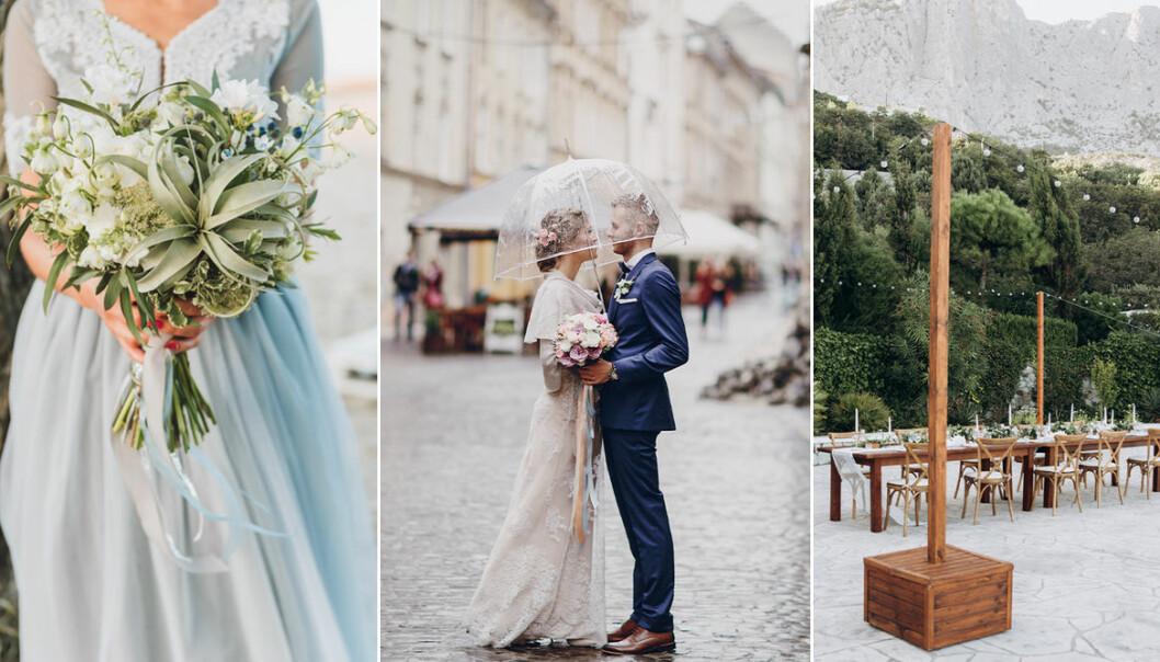 Tips inför bröllopstal eller löften