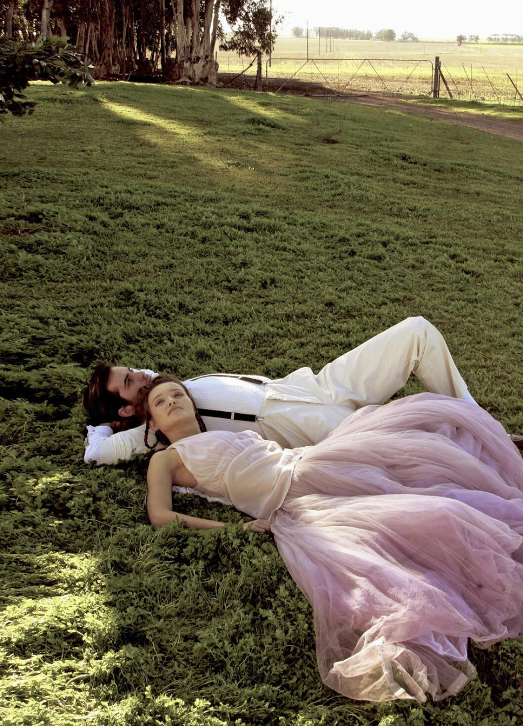 bröllopstrender rosa inspiration