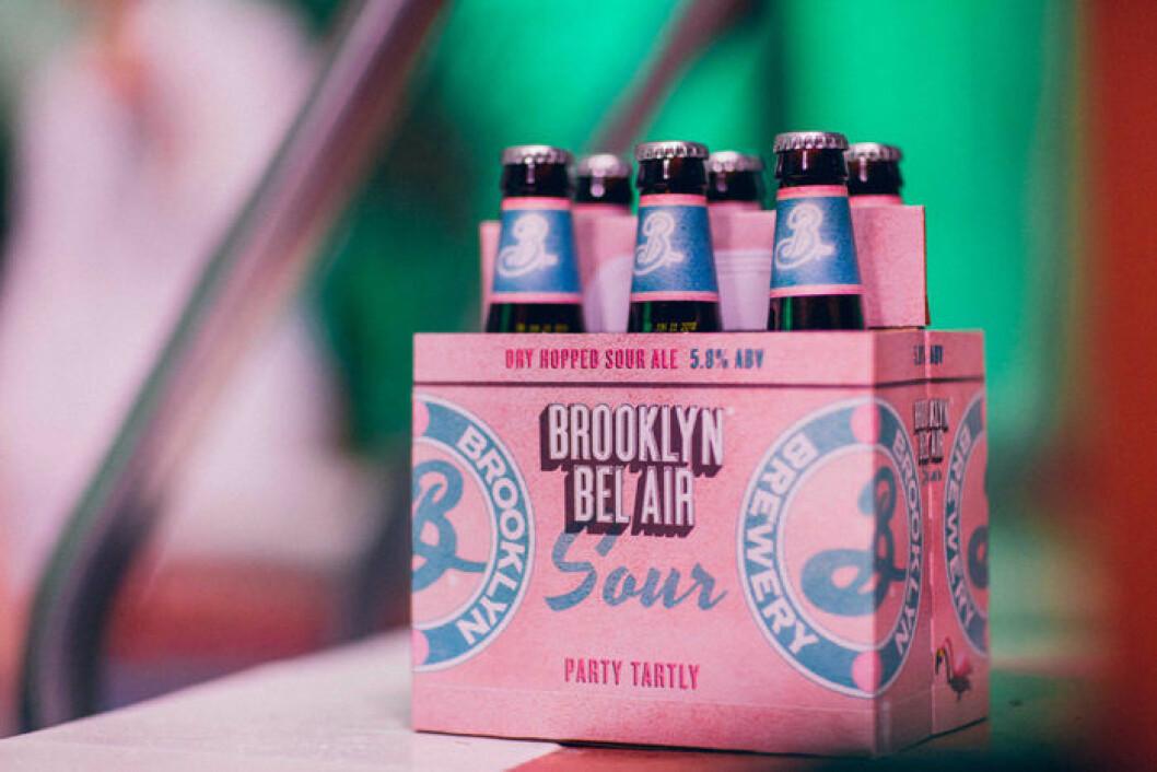 Bel Air Sour från Brooklyn Brewery.