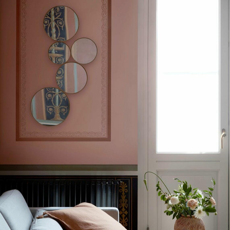 Spegel Kunst från Broste Copenhagen