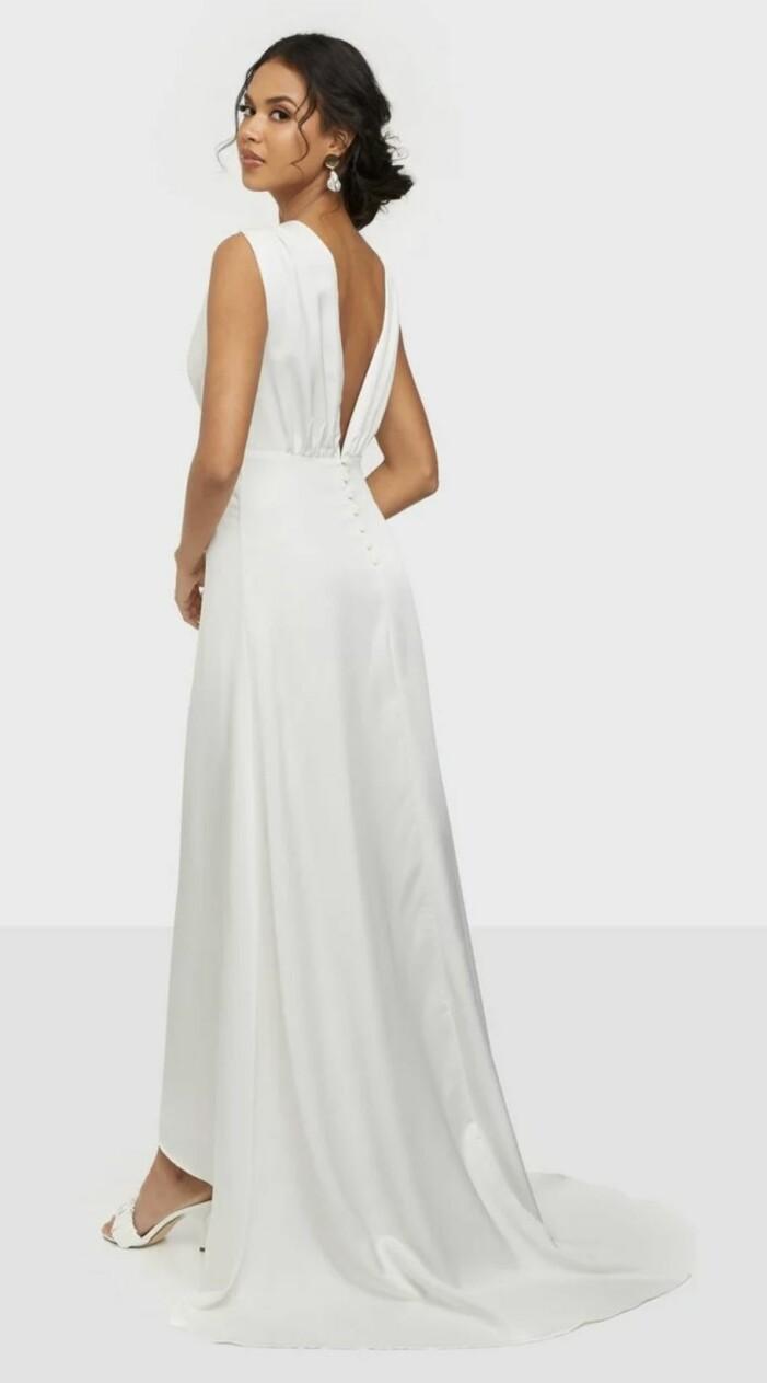 brudklänning YAS
