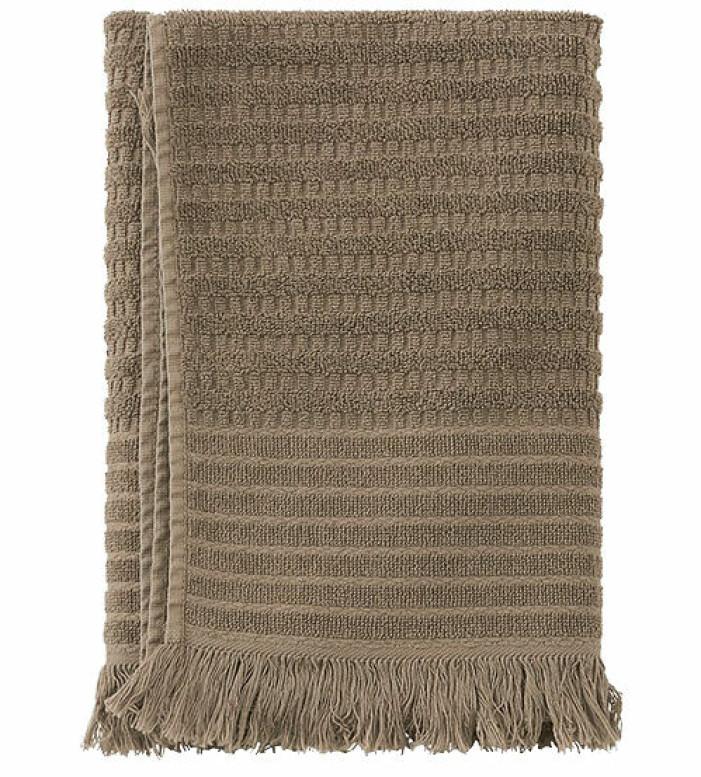 brun handduk
