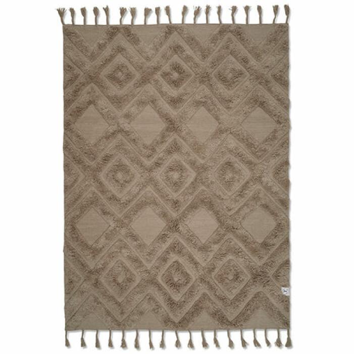 brun matta