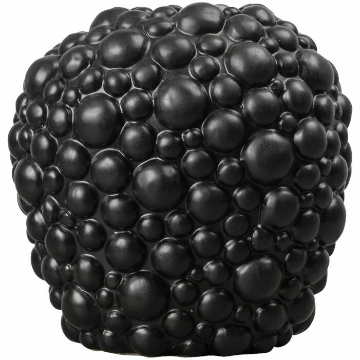 svart bubbelvas från ByOn