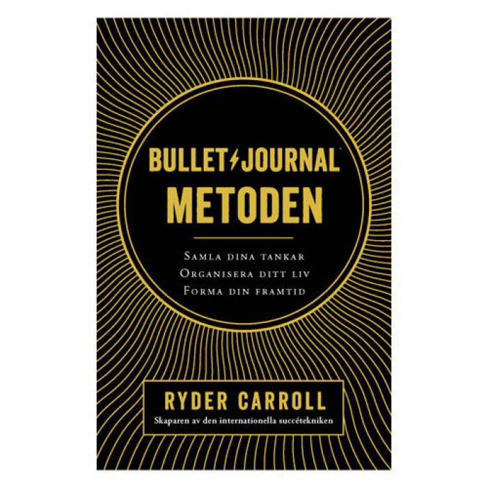 Bullet Journal Ryder Carroll