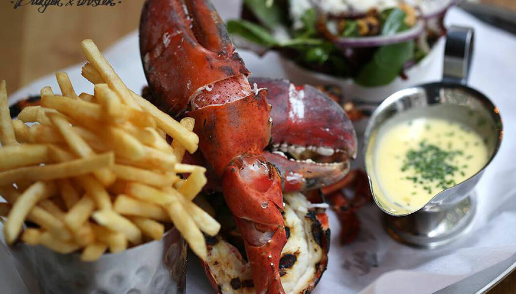 Populära och trendiga Burger & Lobster öppnar i Stockholm.