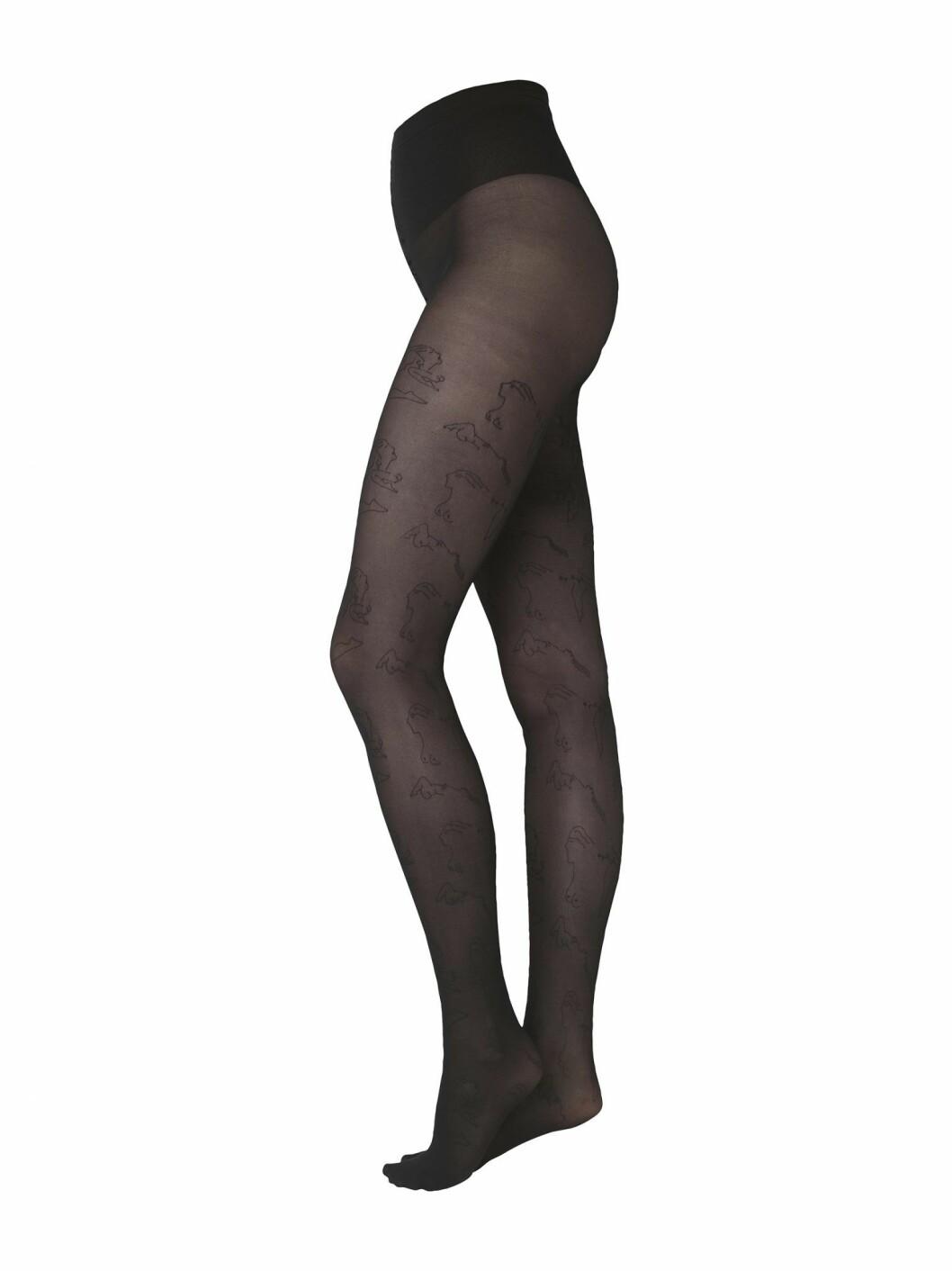 By Malene Birger och Swedish Stockings släpper strumpbyxor inför internationella kvinnodagen