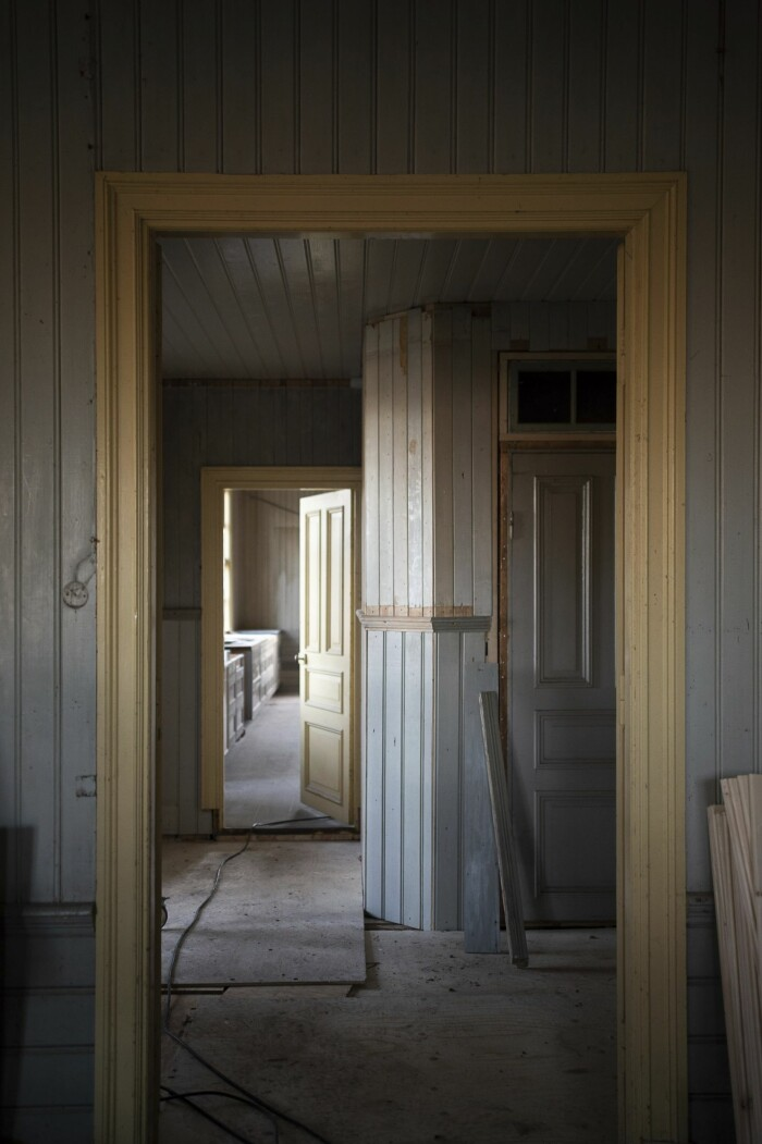 Byggnadsvård fyra experter ELLE Decoration Lovisa Andersson Ölvingstorp