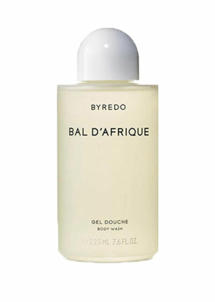 bal d'afrique shower gel från byredo