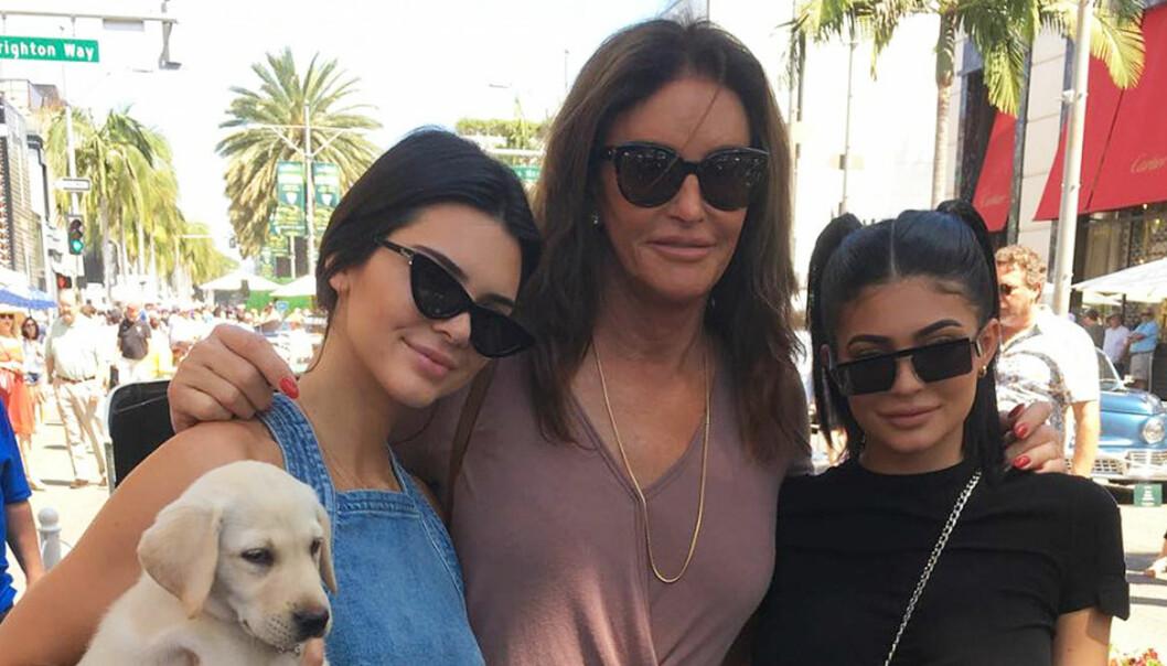 Caitlyn Jenner erkänner att hon är närmare Kylie än Kendall.