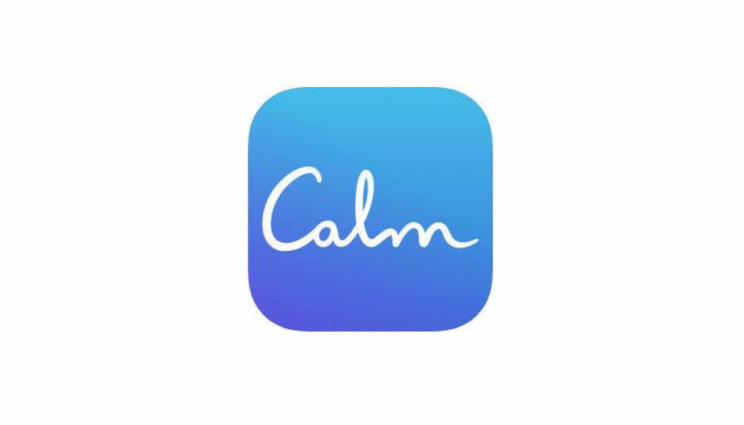Meditationsappen Calm
