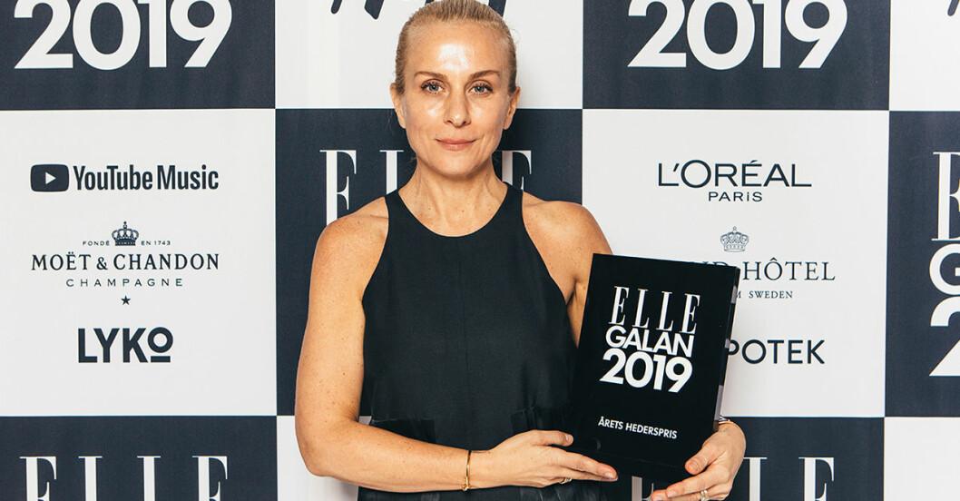 Årets hederspris: Camilla Åkrans