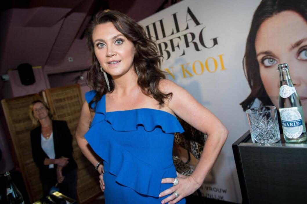 Camilla Läckberg om sin förlossning
