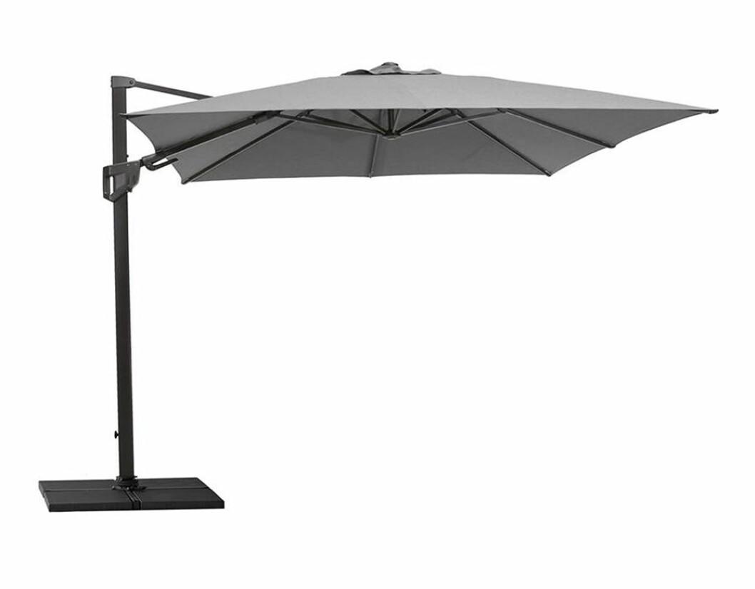 grått parasoll från cane-line