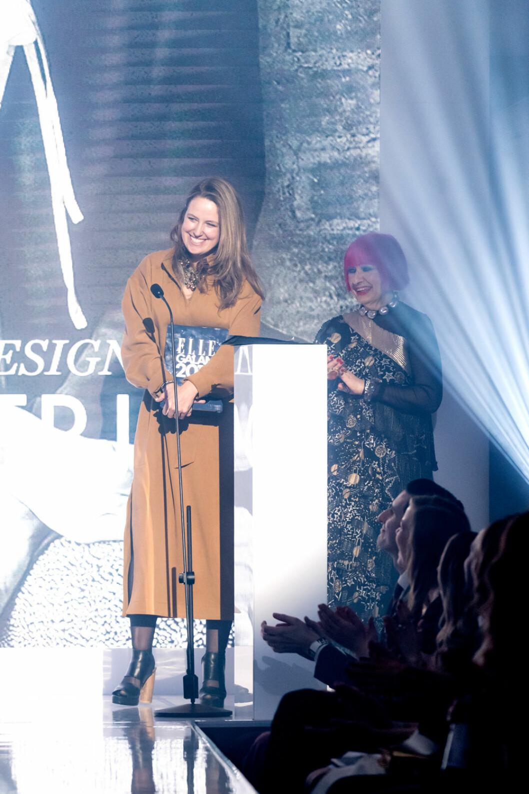 Carin Rodebjer är Årets designer 2019.