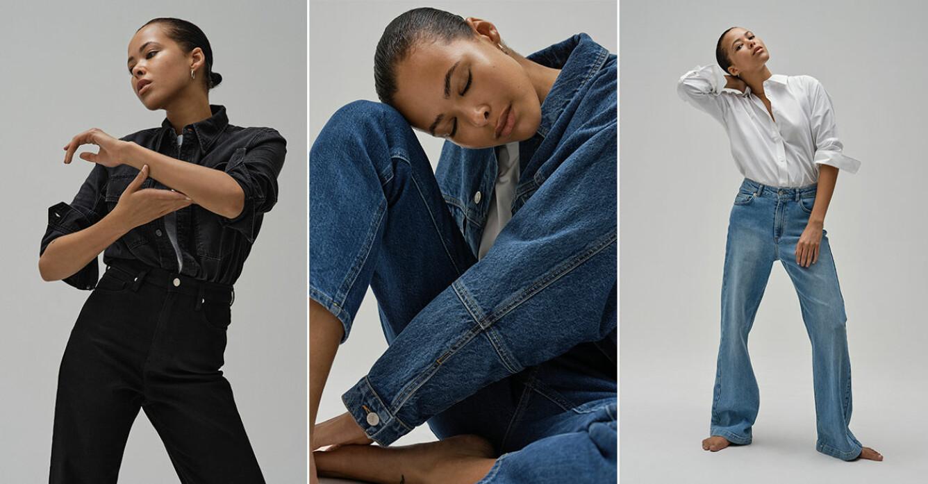carin wester jeanskollektion 2021