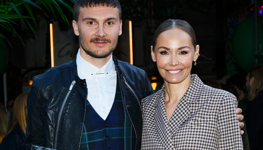 Carina Berg och Erik Berg