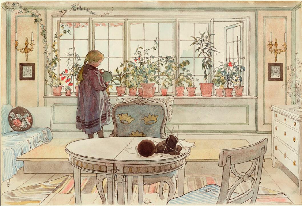 Carl och Karin Larssons hem