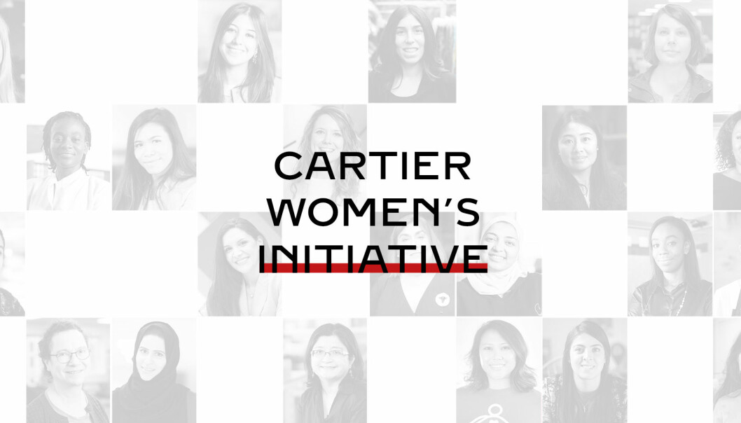 Cartier Women´s Initiative