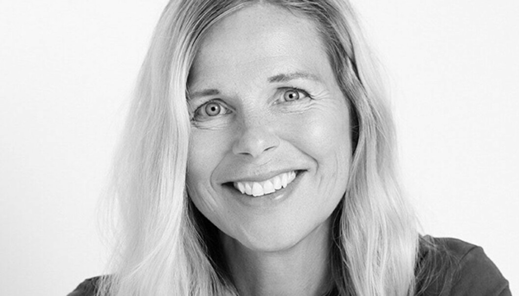 Catarina Midby Swedish Fashion Association