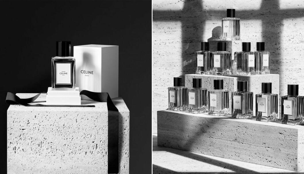 Celine lanserar parfymkollektion