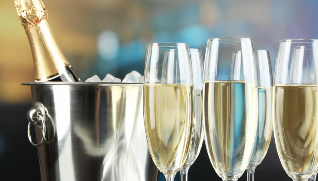Vet du skillnaden på champagne, cava och prosecco?