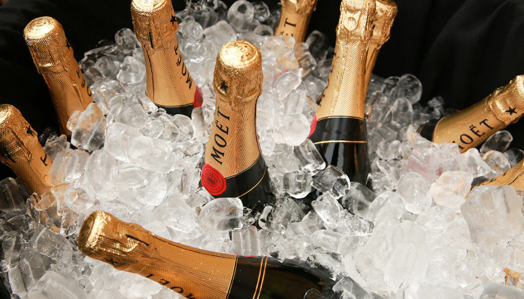 Stor champagneguide om hur du väljer rätt champagne till nyårsmenyn